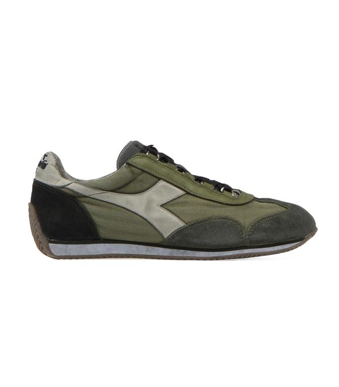Diadora Heritage - Scarpe - Sneakers - EQUIPE SW DIRTY DRIED HERB/FOG