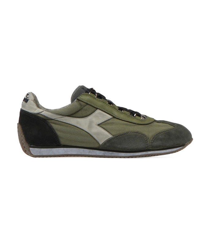 Diadora Heritage - Scarpe - Sneakers - EQUIPE SW DIRTY DRIED HERB/FOG