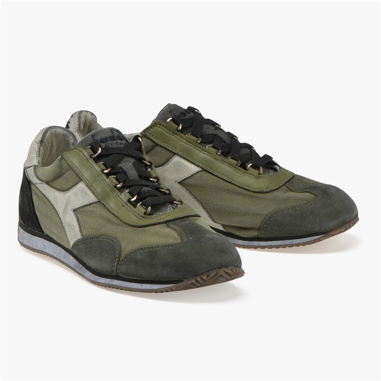 Diadora Heritage - Scarpe - Sneakers - equipe sw dirty dried herb/fog 1