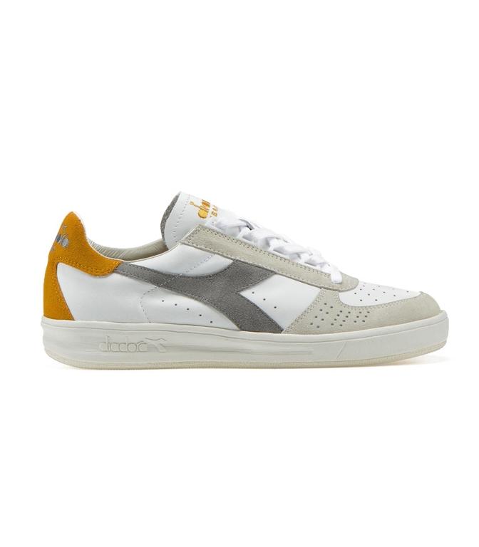 Diadora Heritage - Scarpe - Sneakers - B.ELITE S L DRIZZLE/OLD GOLD
