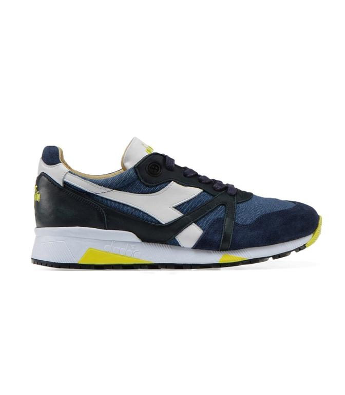 Diadora Heritage - Scarpe - Sneakers - N9000 H C SW BLU DENIM