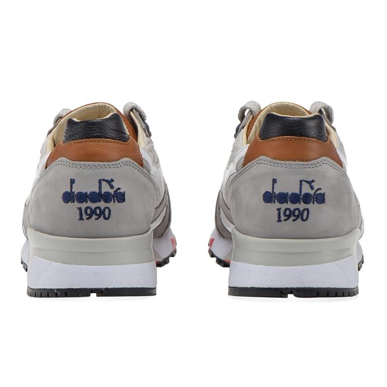 Diadora Heritage - Scarpe - Sneakers - n9000 h ita rain gray/blue denim 1