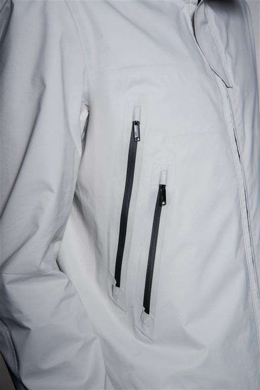 Duno - Giubbotti - giacca mellow grigia 1