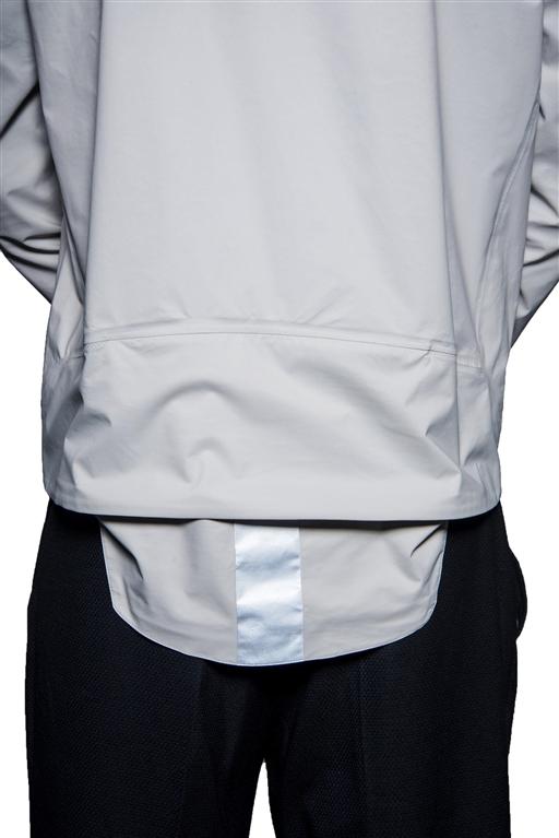 Duno - Giubbotti - giacca mellow grigia 2