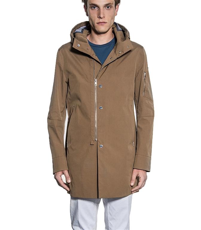 Duno - Giubbotti - giacca roof marrone