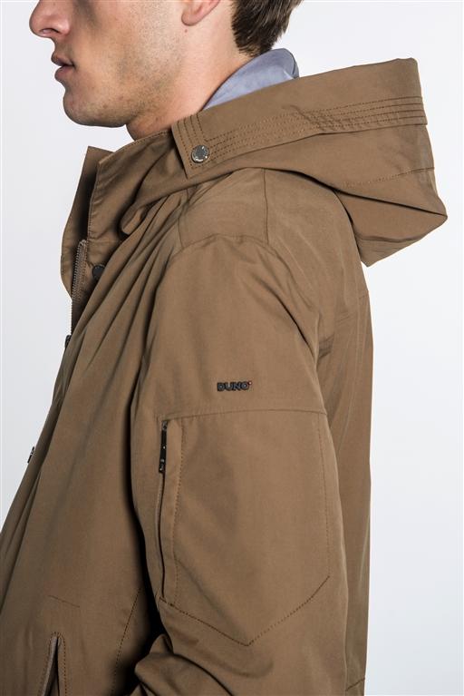 Duno - Giubbotti - giacca roof marrone 1