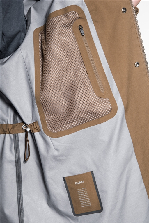 Duno - Giubbotti - giacca roof marrone 2