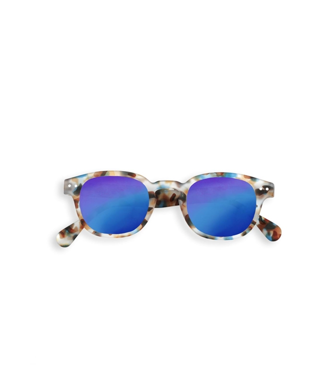 Izipizi - Occhiali - c sun blu tortoise mirror