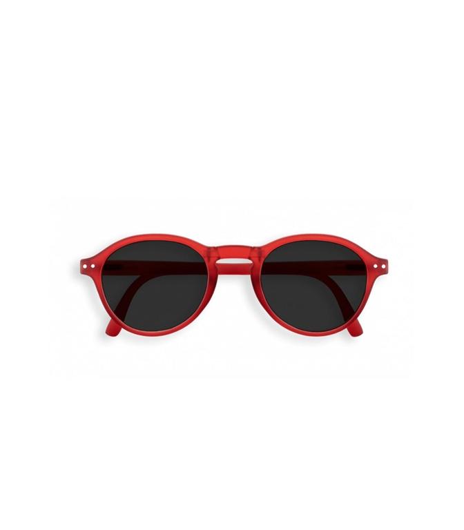 Izipizi - Occhiali - f sun rosso 1