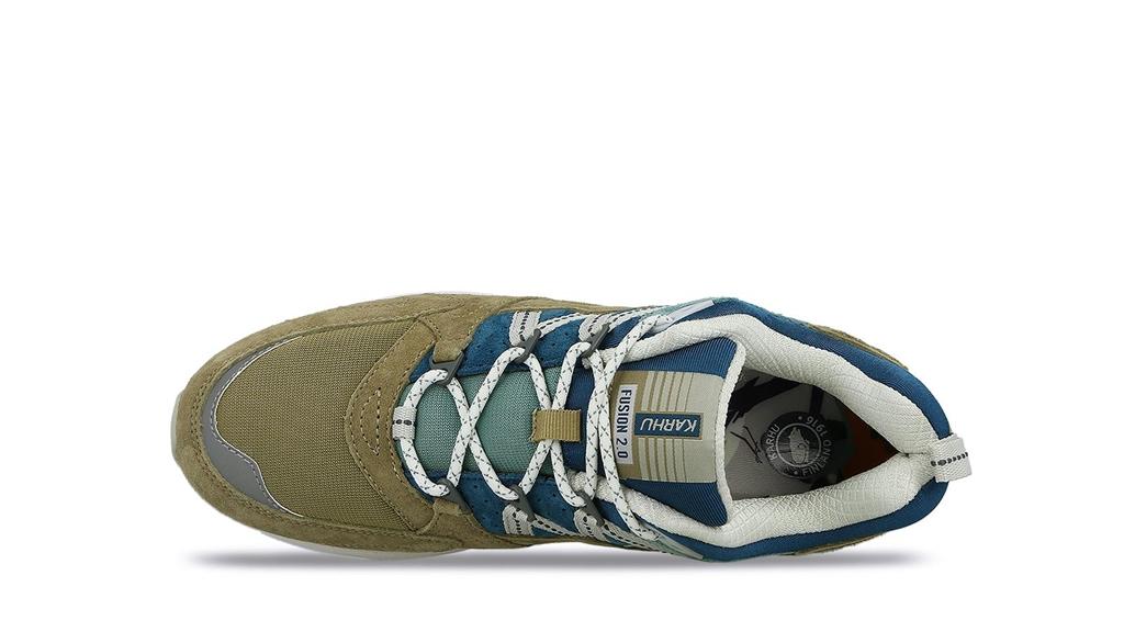 "Karhu - Scarpe - Sneakers - sneaker fusion 2.0""linnut"" pack part i boa/blue coral 1"