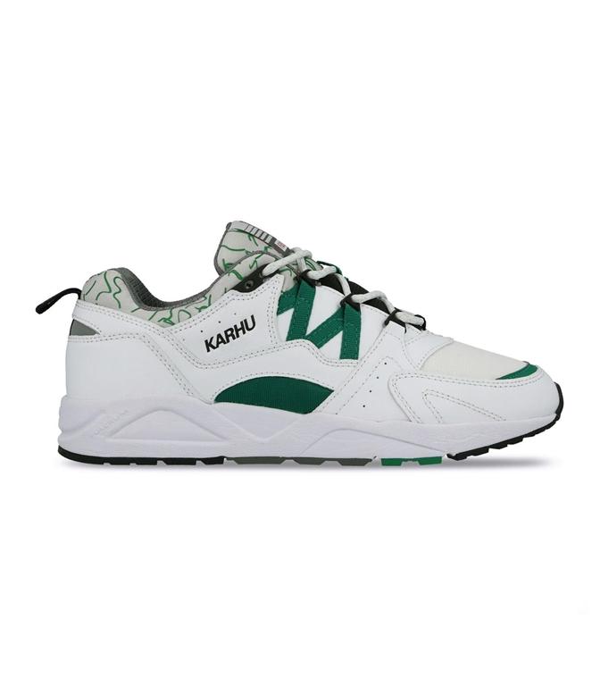 "Karhu - Scarpe - Sneakers - sneaker fusion 2.0""og"" white/ultramarine green"