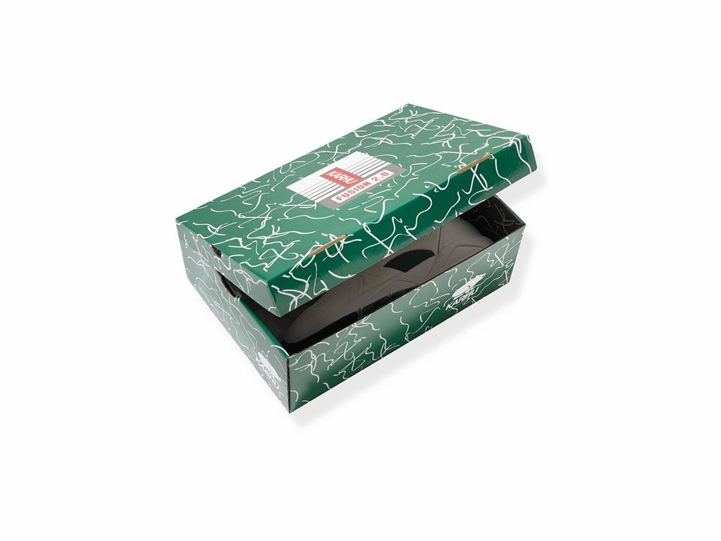 "Karhu - Scarpe - Sneakers - sneaker fusion 2.0""og"" white/ultramarine green 3"
