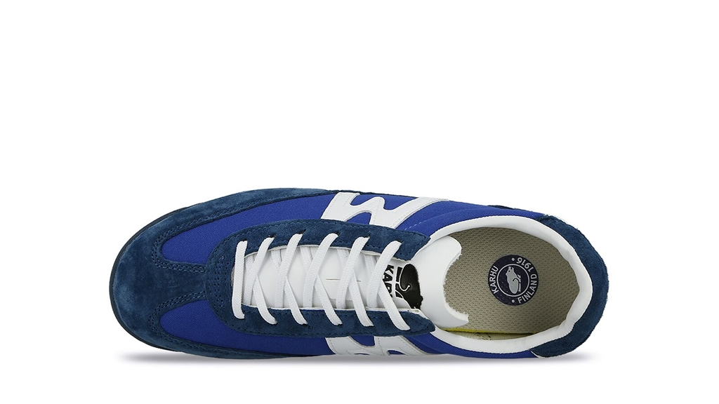 Karhu - Scarpe - Sneakers - champion air classic blu/white 2