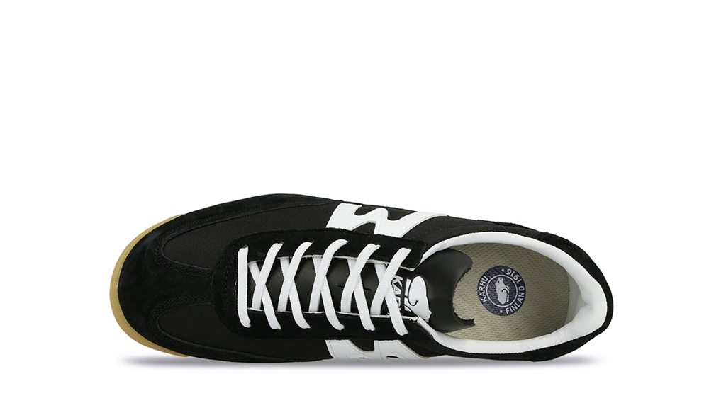 Karhu - Scarpe - Sneakers - champion air classic black/white 2