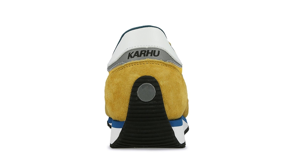 Karhu - Scarpe - Sneakers - champion air golden road/black 1