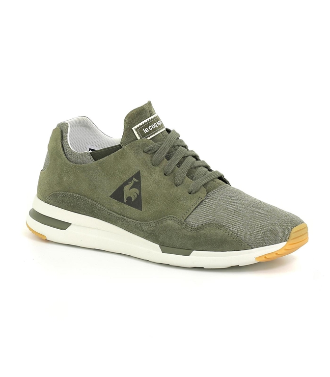 Le Coq Sportif - Scarpe - Sneakers - LCS R PURE SUMMER CRAFT OLIVE NIGHT