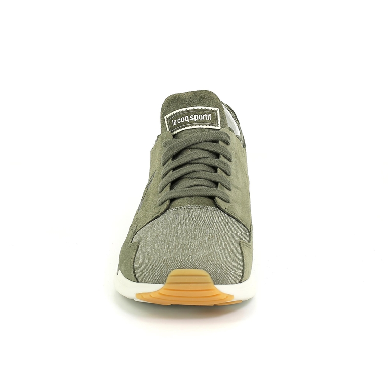 Le Coq Sportif - Scarpe - Sneakers - lcs r pure summer craft olive night 1
