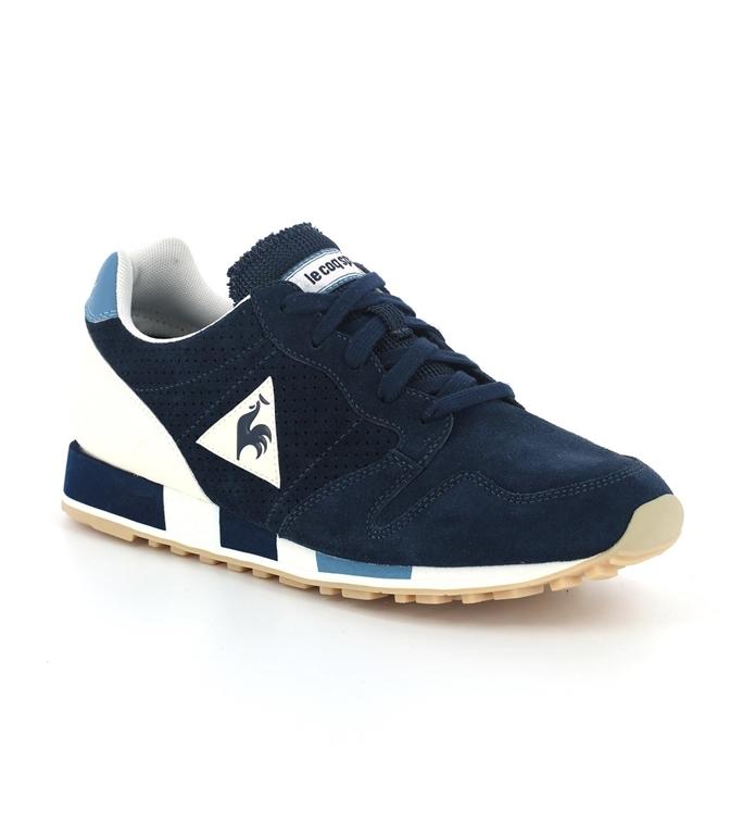 Le Coq Sportif - Scarpe - Sneakers - OMEGA PREMIUM DRESS BLU