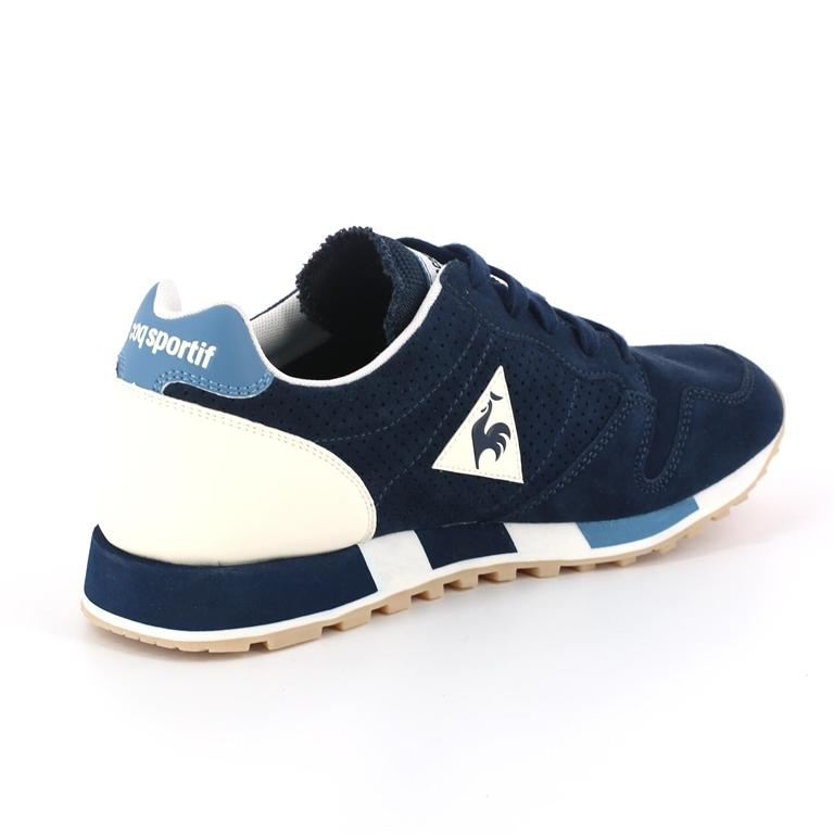 Le Coq Sportif - Scarpe - Sneakers - omega premium dress blu 1