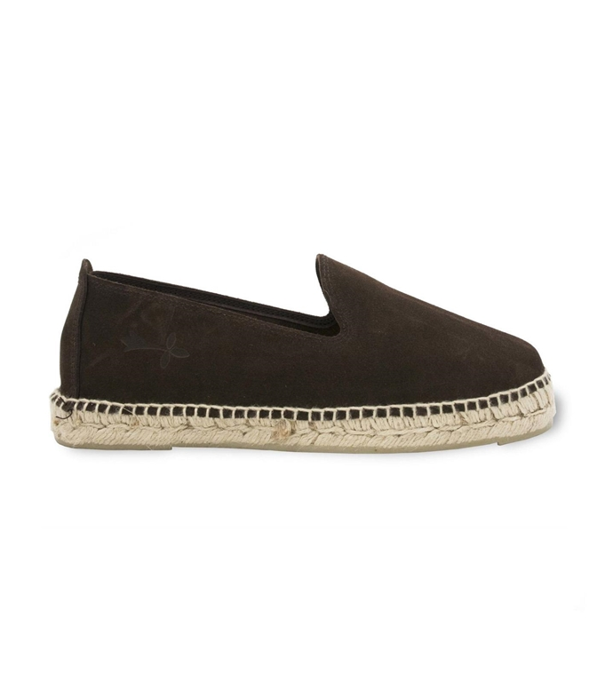 Manebì - Scarpe - Sneakers - w 1.8 c espadrilles hamptons dark brown