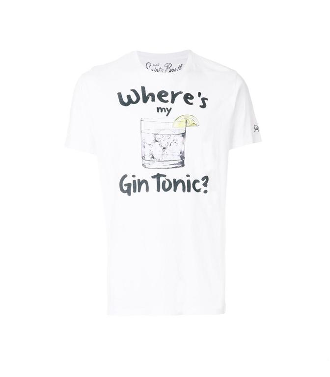Mc2 Saint Barth - T-Shirt - T-SHIRT CON STAMPA