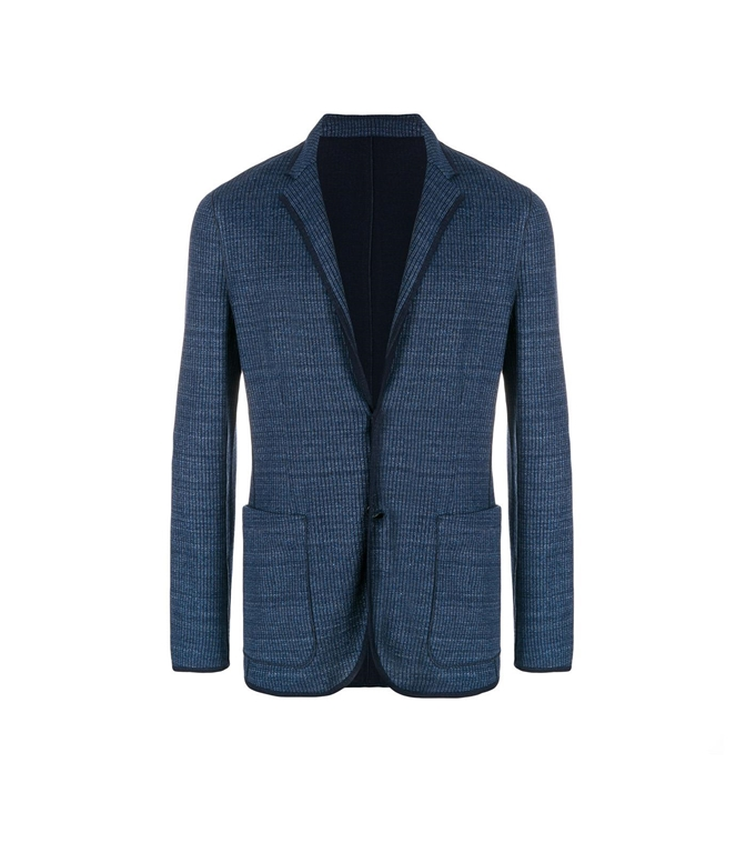 Paolo Pecora - Giacche - giacca monopetto a coste