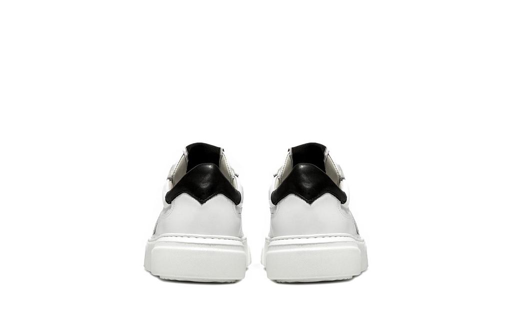 Philippe Model - Scarpe - Sneakers - sneaker in pelle temple blanc/noir 2