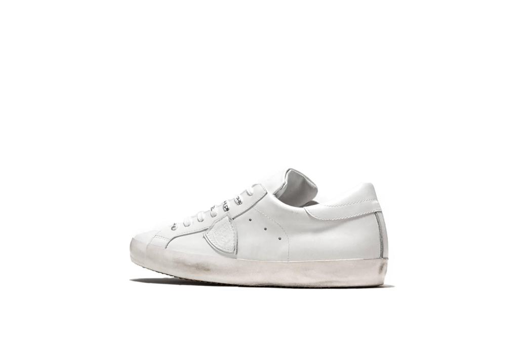 Philippe Model - Scarpe - Sneakers - sneaker in pelle paris blanc 2