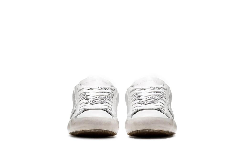 Philippe Model - Scarpe - Sneakers - sneaker in pelle paris blanc 1