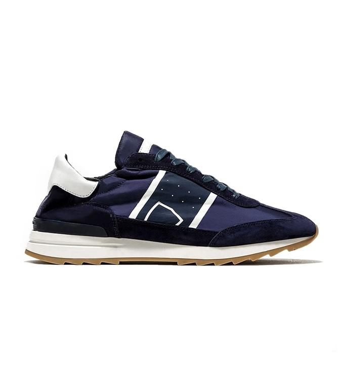 Philippe Model - Scarpe - Sneakers - sneaker in suede toujours bleu/bleu