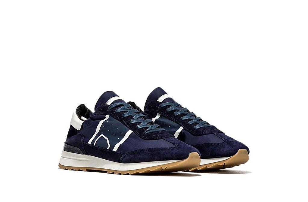 Philippe Model - Scarpe - Sneakers - sneaker in suede toujours bleu/bleu 2