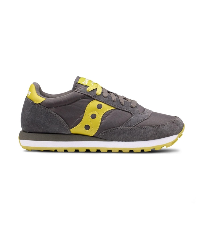 Saucony - Scarpe - Sneakers - SNEAKERS JAZZ O' CHARCOAL/GREEN
