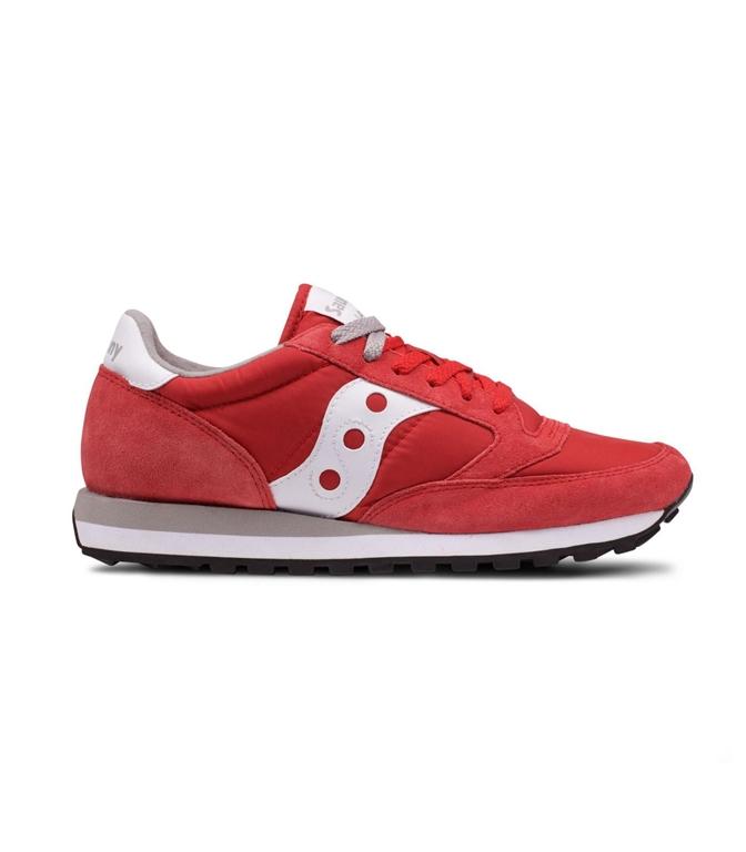 Saucony - Saldi - sneakers jazz o' red