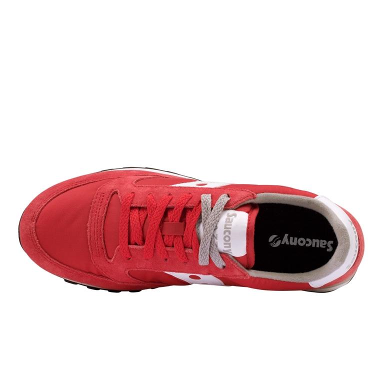 Saucony - Saldi - sneakers jazz o' red 1