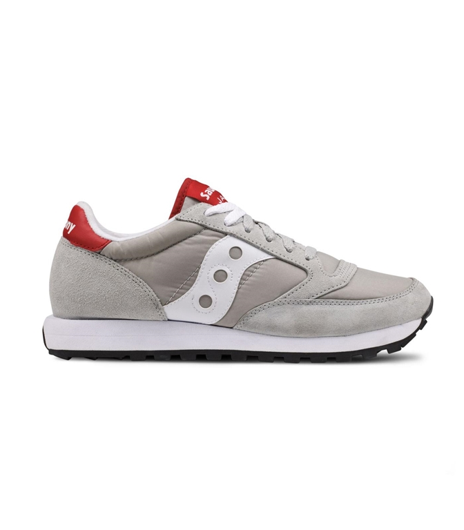 Saucony - Saldi - SNEAKERS JAZZ O' GREY/WHITE/RED