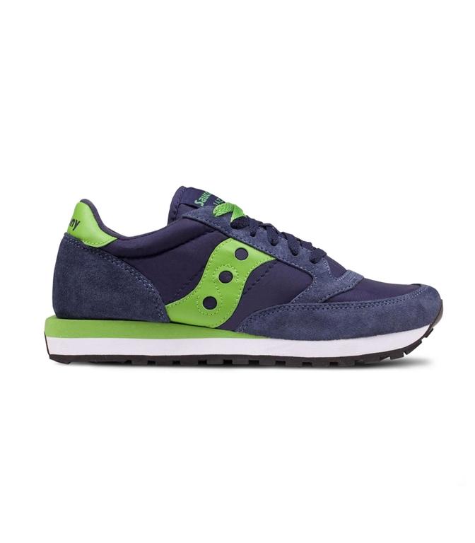 Saucony - Scarpe - Sneakers - SNEAKERS JAZZ O' NAVY/GREEN