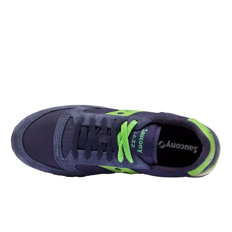 Saucony - Scarpe - Sneakers - sneakers jazz o' navy/green 1