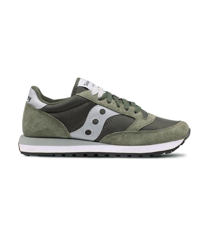 Saucony - Scarpe - Sneakers - SNEAKERS JAZZ O' GREEN/GREY