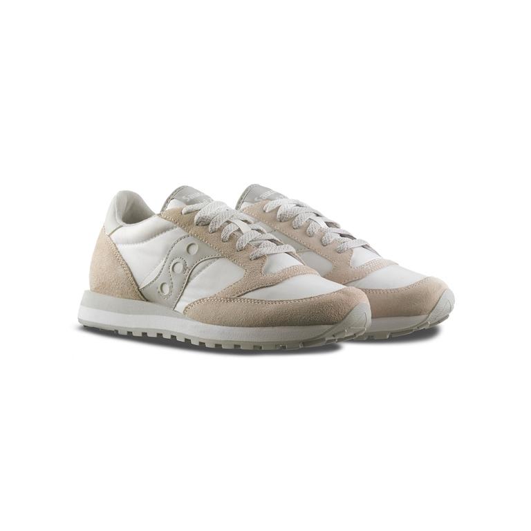 Saucony - Scarpe - Sneakers - sneakers jazz o' white/grey 1
