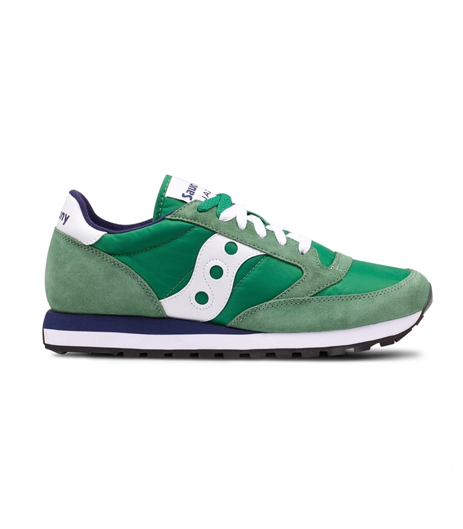 Saucony - Saldi - SNEAKERS JAZZ O' GREEN/WHITE