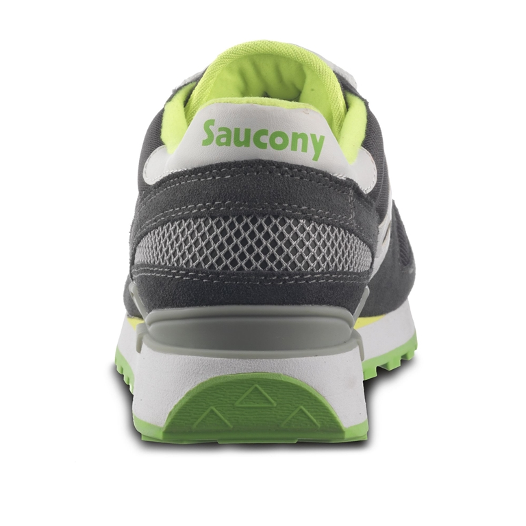 Saucony - Scarpe - Sneakers - sneakers shadow o' charcoal 1