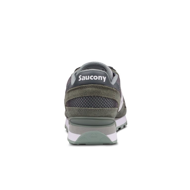 Saucony - Scarpe - Sneakers - sneakers shadow o' green/white 1