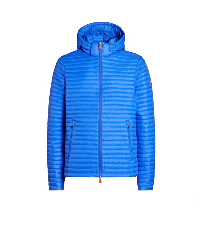 Save The Duck - Giubbotti - giacca trapuntata giga6 star blu