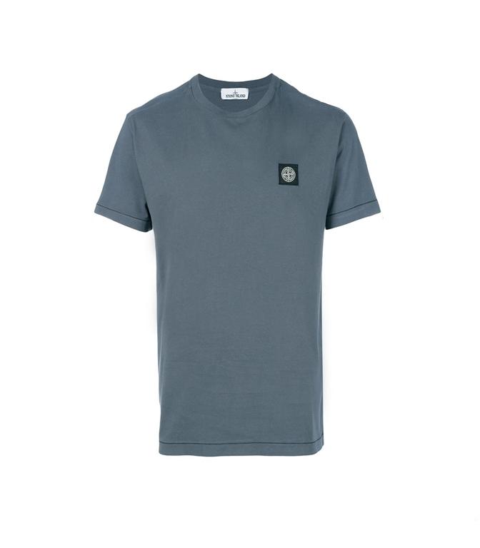 Stone Island - T-Shirt - T-SHIRT COTONE PELTRO
