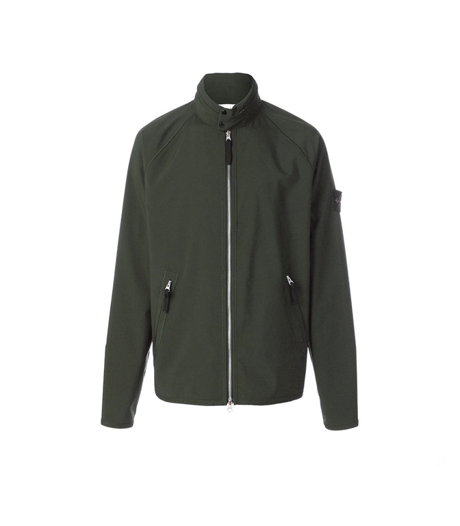 Stone Island - Saldi - light soft shell-r salvia