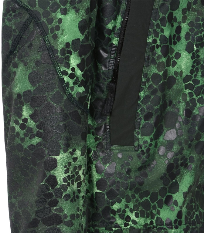 Stone Island - Giubbotti - alligator camo light cotton/nylon rep 1