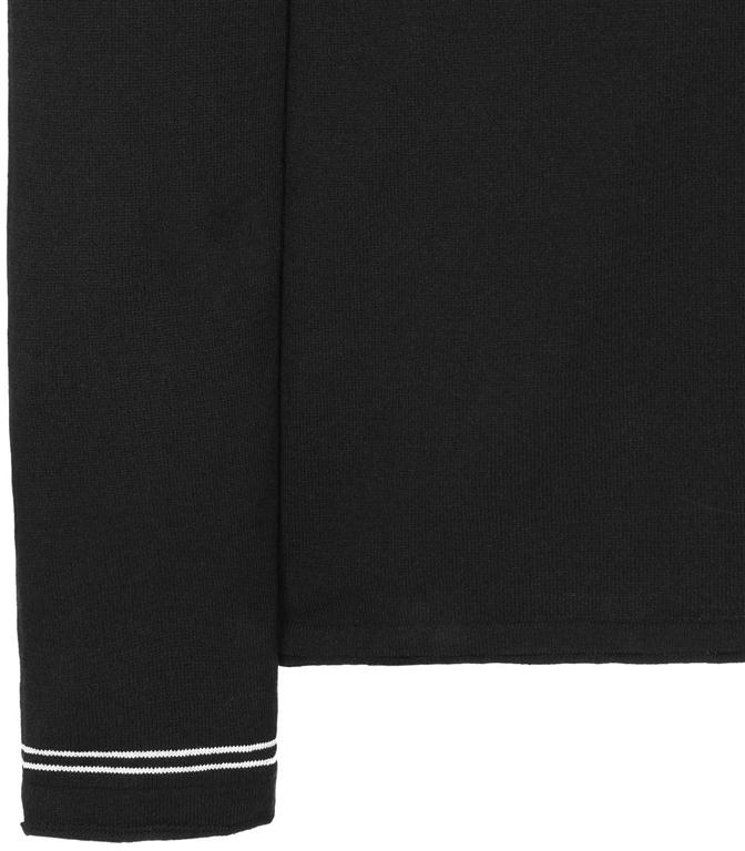 Stone Island - Maglie - maglia girocollo nero 1