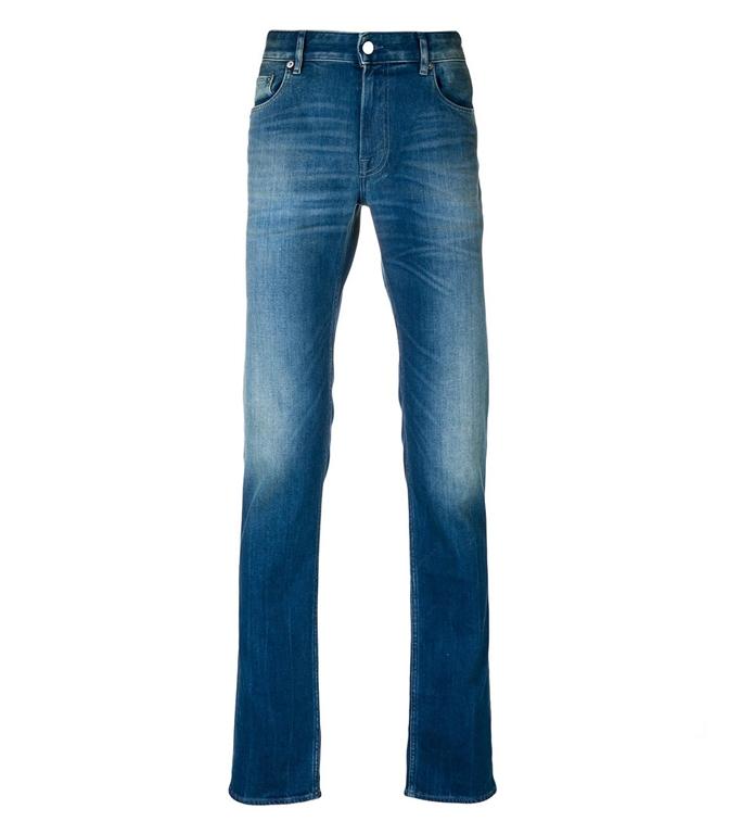 Stone Island - Jeans - DENIM CINQUE TASCHE USED