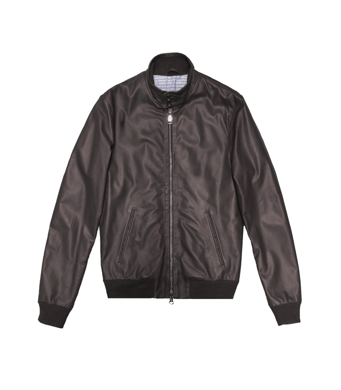 The Jack Leathers - Saldi - ELVIS LEATHER JACKET T. MORO