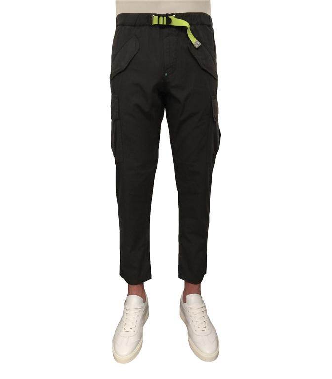 White Sand - Pantaloni - PANT SU15 280 35 FUMO